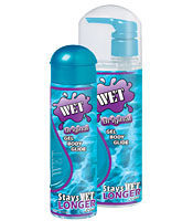 WET Original Formula Water-Based Lubricant